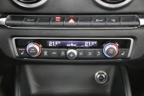 AUDI A3 1.6 TDI + GPS + LEDER + TREKHAAK + XENON/LED + CAMERA + PDC