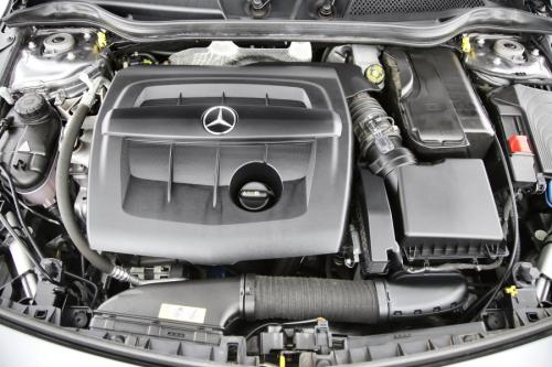 MERCEDES-BENZ A 180 BlueEfficiency Edition d + GPS