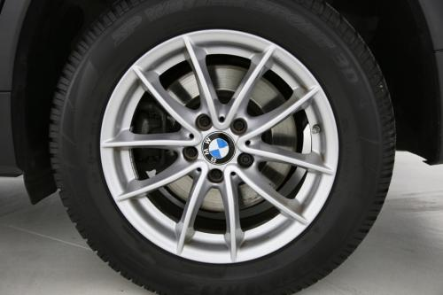 BMW X3 sDrive 18d + GPS + LEDER + PDC + TREKHAAK + CRUISE + ALU 17
