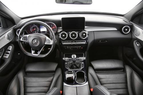MERCEDES-BENZ C 200 Break AMG-Line d + GPS + LEDER + CAMERA + PDC + CRUISE + ALU 18 + TREKHAAK