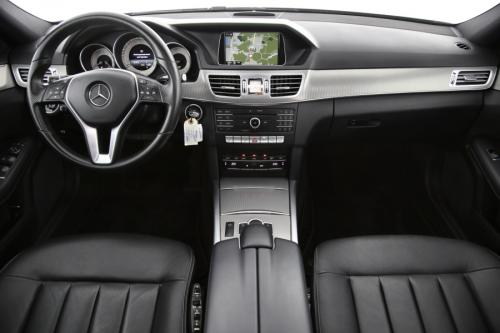 MERCEDES-BENZ E 200 Break Avantgarde Edition dA BlueTEC + GPS + LEDER + PDC + PANO DAK +TREKHAAK + CRUISE + ALU 17
