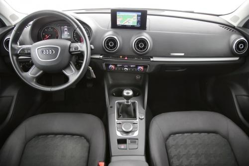 AUDI A3 ATTRACTION 1.6 TDI + GPS + PDC + CRUISE + AIRCO + ALU 16