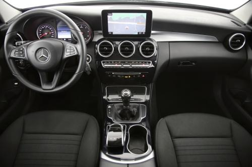 MERCEDES-BENZ C 200 BREAK AVANTGARDE D + GPS + CAMERA + PDC + CRUISE + AIRCO + ALU 17