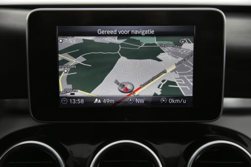 MERCEDES-BENZ C 180 BREAK D + GPS + PDC + CRUISE + AIRCO + ALU 16