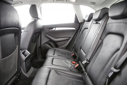 AUDI Q5 2.0 TDI S-TRONIC + GPS + LEDER + PDC + PANO + CRUISE + TREKHAAK + ALU 17 + XENON