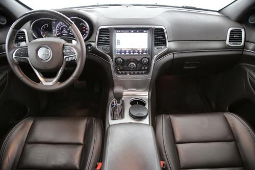 JEEP Grand Cherokee OVERLAND 3.0CRD  4WD + A/T + GPS + LEDER + CAMERA + PANO + PDC + ALU 20