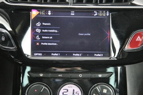 DS AUTOMOBILES DS 3 SO CHIC 1.2 PURETECH + A/T+ GPS + CAMERA + AIRCO + ALU 16