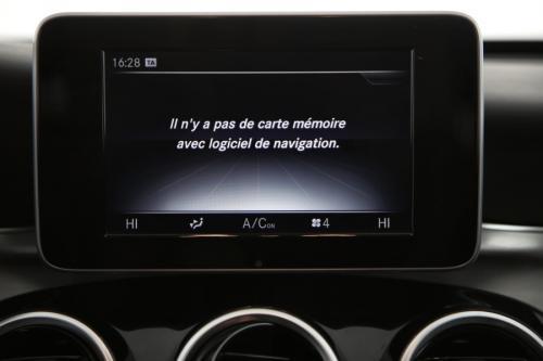 MERCEDES-BENZ C 200 AVANTGARDE D + GPS + CRUISE + PDC + AIRCO + ALU 17