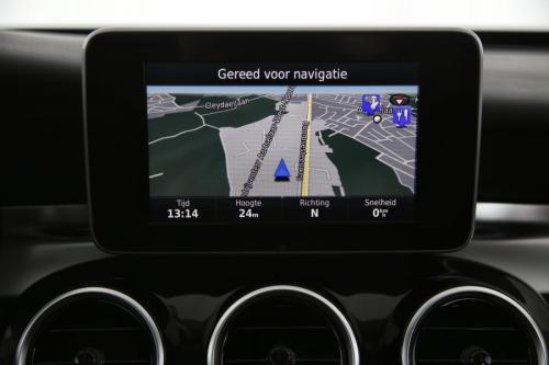 MERCEDES-BENZ C 200 D + GPS + PDC + CRUISE + AIRCO + ALU