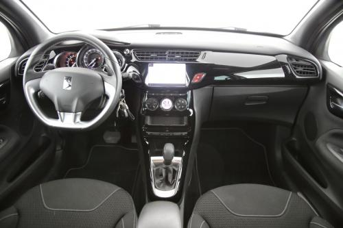DS AUTOMOBILES DS 3  So Chic 1.2 PureTech + A/T + GPS + CAMERA + CRUISE + ALU