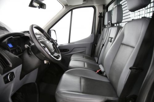 FORD Transit 350L L3 AMBIENTE 2.2 TDCI FWD LAADBAK + LEDER + AIRCO