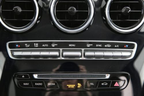 MERCEDES-BENZ C 300 HYBRID DA 7G-TRONIC + GPS + PDC + CRUISE + ALU