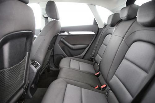 AUDI Q3 QUATTRO 2.0 TDI S-TRONIC + GPS + CAMERA + PDC + CRUISE + TREKHAAK + XENON + ALU 17