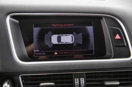 AUDI Q5 ULTRA 2.0 TDI + GPS + LEDER + PDC + CRUISE + TREKHAAK + ALU 17 + XENON