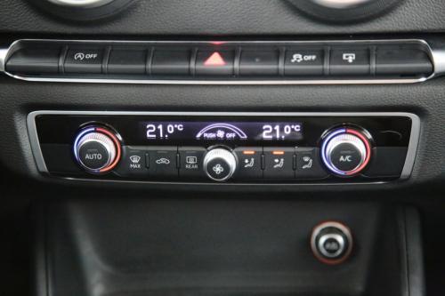 AUDI A3  SPORTBACK ATTRACTION 1.6 TDI + GPS + PDC + CRUISE + ALU 16