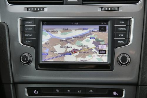 VOLKSWAGEN Golf TRENDLINE BMT 1.6 TDI DSG + GPS  + PDC + CRUISE + ALU 16
