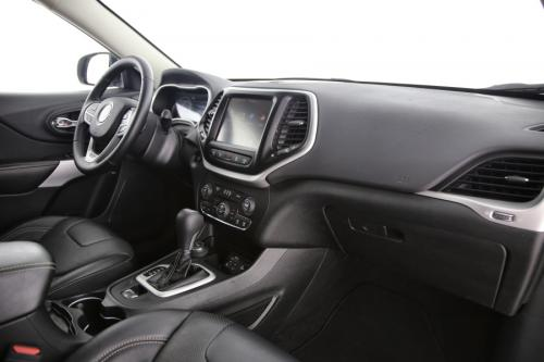 JEEP Cherokee LIMITED ACTIVE DRIVE 2.2MJD 4X4 + A/T + GPS + LEDER + CAMERA + PDC + CRUISE + ALU 18 + XENON