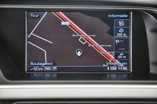 AUDI A5 SPORTBACK 2.0 TDI MULTITRONIC + GPS + LEDER + CAMERA + PDC + CRUISE + ALU 1 7+ XENON