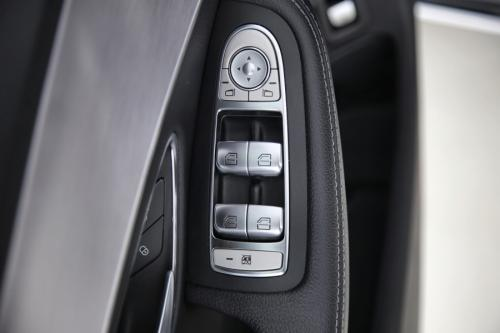 MERCEDES-BENZ C 200 BREAK BUSINESS SOLUTION DA 9G-TRONIC + GPS + LEDER + CAMERA + PDC + CRUISE + ALU 17