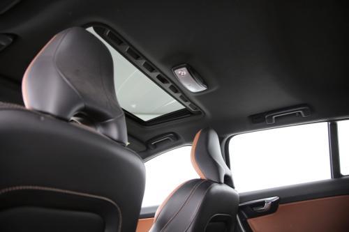 VOLVO V60 SUMMUM 2.0D2 + GPS + LEDER + PDC + CRUISE + TREKHAAK + ALU 17